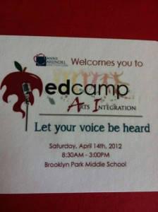 Welcome to EdCampAI