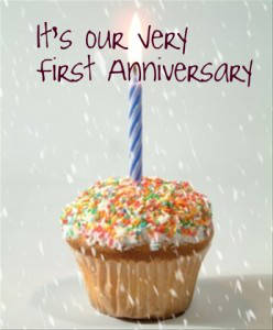 Happy First Anniversary to Fair Winds Teaching!