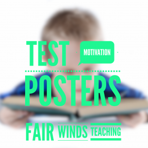 Test Motivation posters!