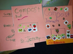 Science Journal – Compost pile