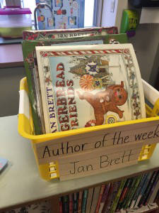 Author of the Week!