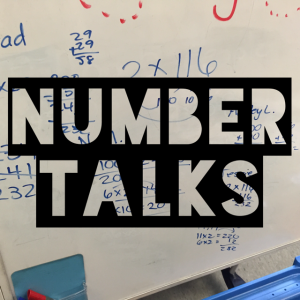 Number Talk Videos
