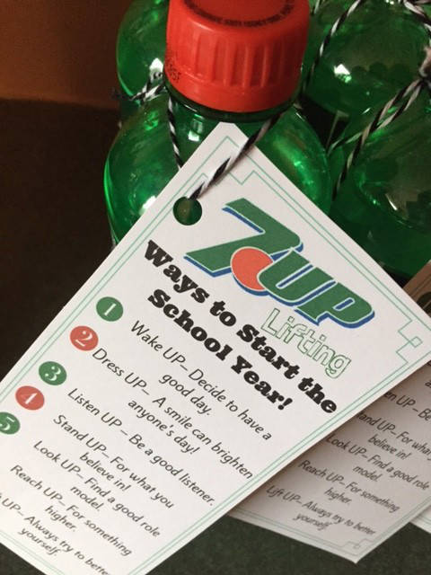 7 Up Lifting Ways to Start the School Year