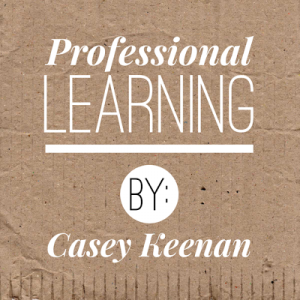 My Professional Development page!