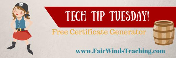 Certificate & Newsletter Generator