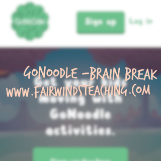 Go Noodle – Brain Breaks for your Students