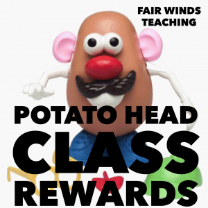 Potato Head Class Reward Program