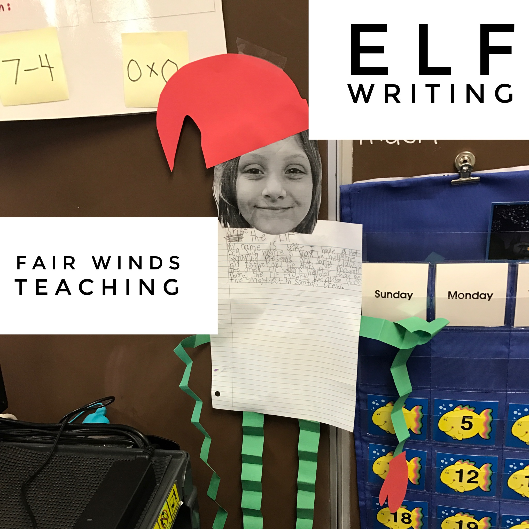 Turn your Students into ELVES!