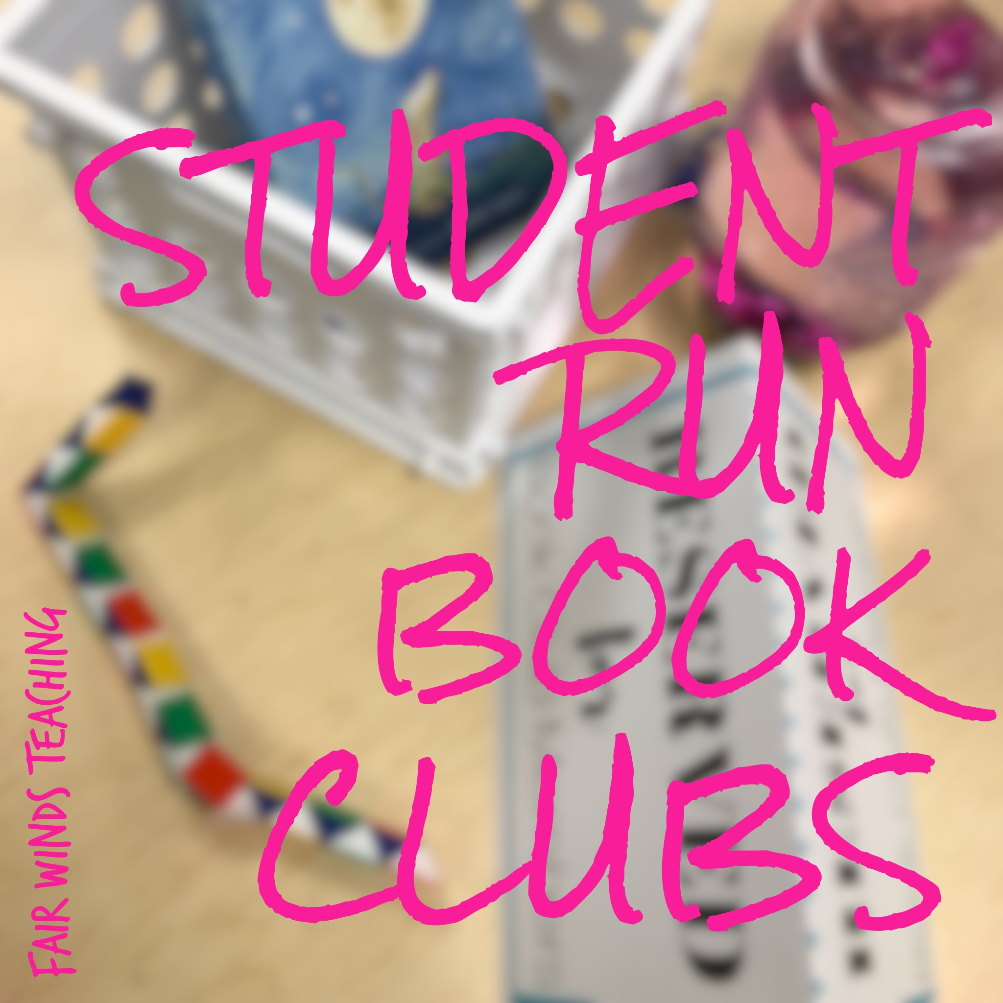Book Clubs with Students