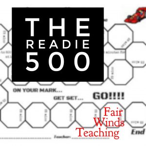 Readie 500 – Reading Challenge