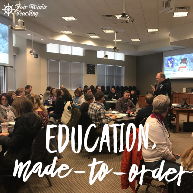 Education, Made-to-Order