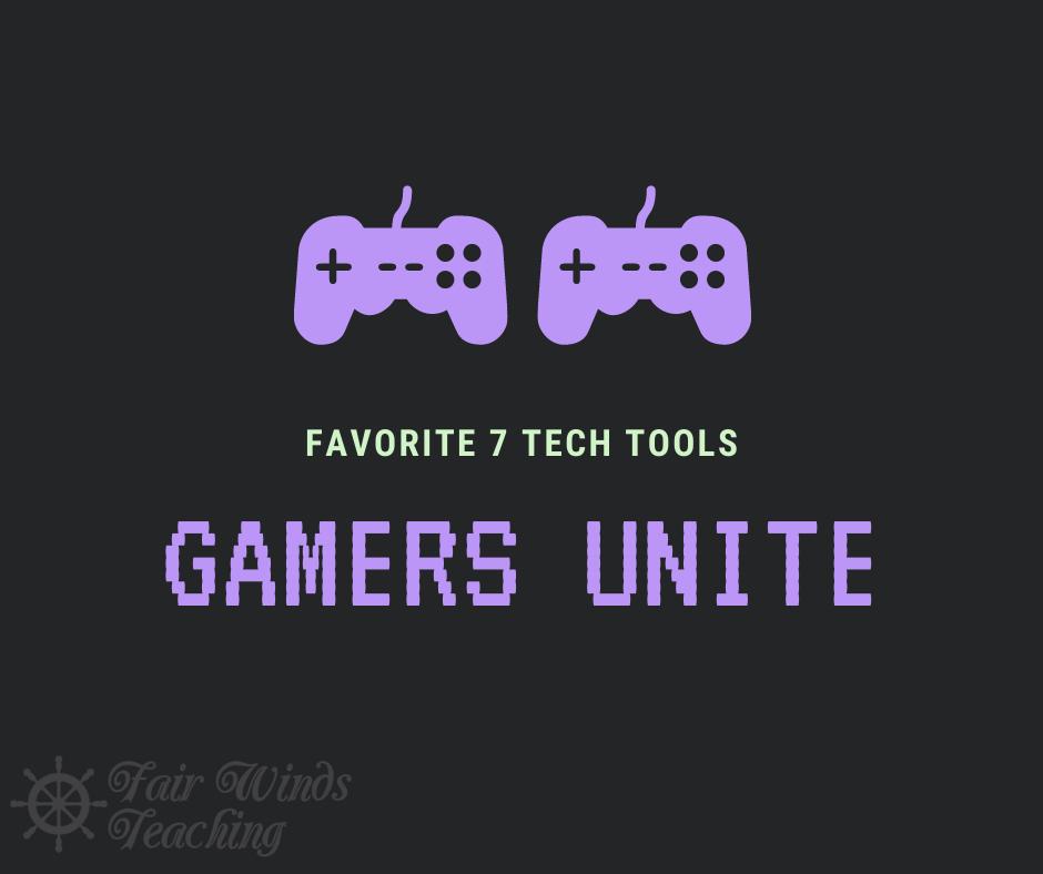 Gamers UNITE!